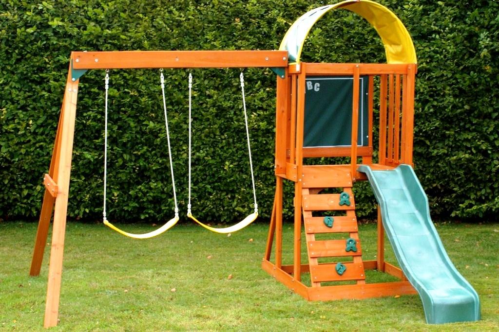 Комплектующие для детских площадок в рязани