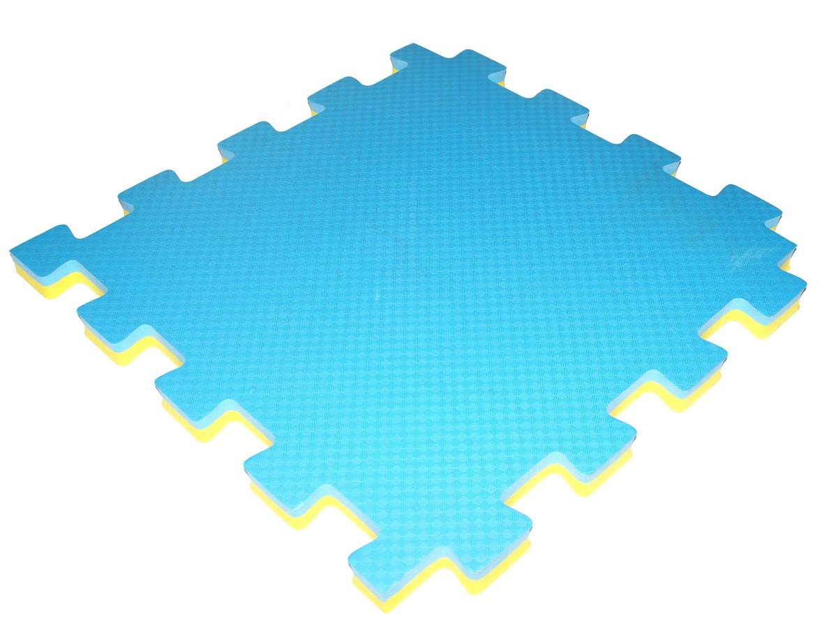 Мягкое напольное покрытие для детской площадки