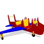 ИМ026-Игровой-макет-Самолет