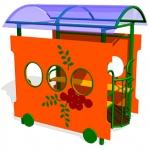 ИМ084-Игровой-макет-Вагон-Рябинка