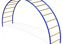ЭЛ005-Элемент-для-лазания-Мостик