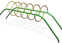 ЭЛ008-Элемент-для-лазания-Кольца