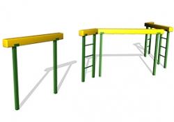 УО004-Препятствие-«Разрушенный-мост