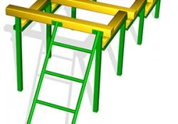 УО005-Препятствие-«Разрушенная-лестница