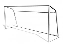 СЭ035-Ворота-футбольные
