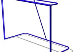 СЭ036-Ворота-хоккейные