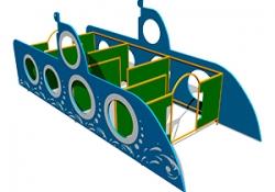 СЭ097-Лабиринт-Подводная-лодка