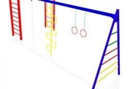 КС002 Спортивно-гимнастический-комплекс-СГК-1