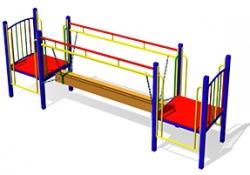 КС007 Спортивно-гимнастический-комплекс-СГК6