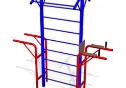КС034 Спортивно-гимнастический-комплекс-СГК-25