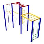 КС003 Спортивно-гимнастический-комплекс-СГК-2