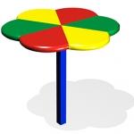 СП092-Столик-детский-Цветик