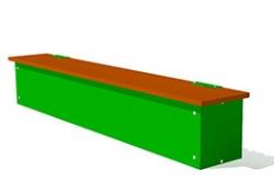 ТН051-Ящик-скамья