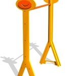 СЭ075-Турник-детский-Жираф