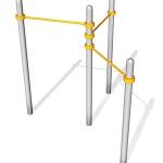 ВА001-Тройной-каскад-турников-для-подтягивания-ВА001