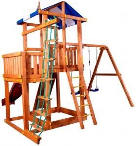 Детская площадка Самсон Бретань в Рязани