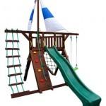 детская игровая площадка Фортуна от производителя Самсон (Россия)