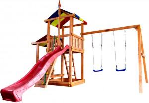 Детская площадка Кирибати в Рязани (Самсон)