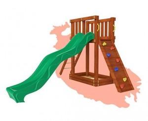 Купить детскую площадку в Рязани недорого