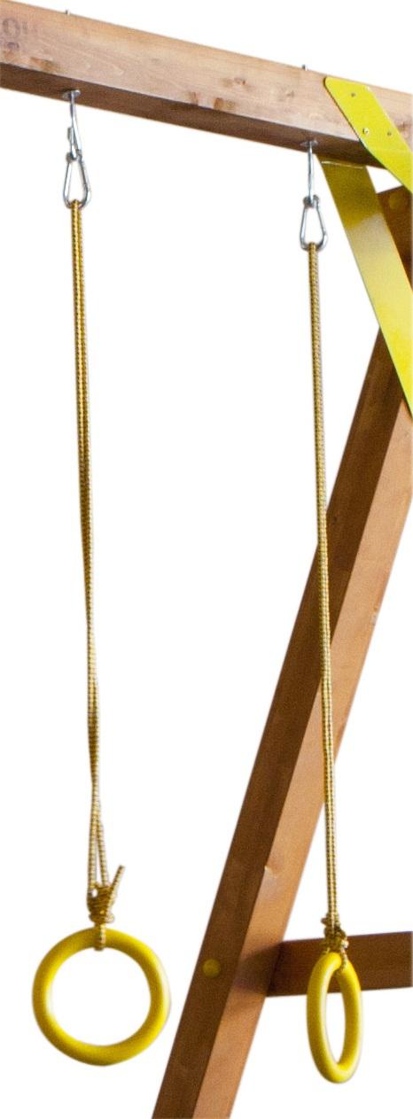Купить детские гимнастические кольца в рязани