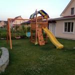 Детская площадка для дачи Аляска (Самсон, Россия)