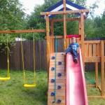Детская площадка для дачи Бретань (Самсон, Россия)