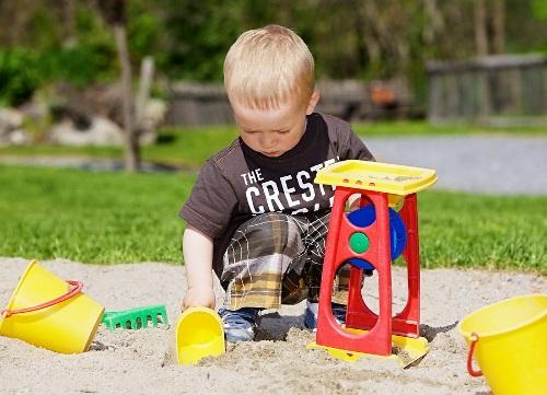 Детские игровые площадки в Рязани - Счастливое детство