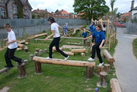 Детские площадки Детская площадка своими руками