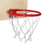 Купить бескетбольное кольцо с сеткой в Рязани.