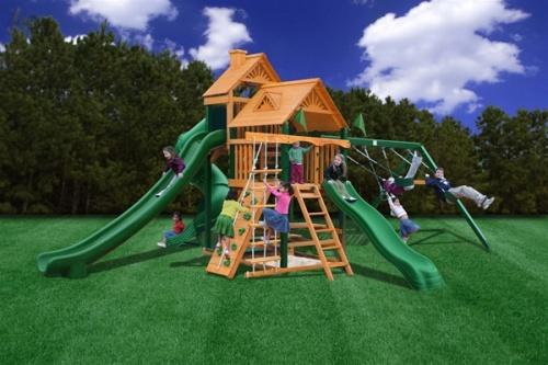 Детская площадка Горец 2 (США) в Рязани