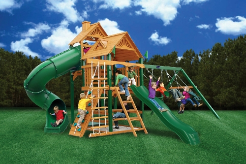 Детская площадка Горец - купить в Рязани