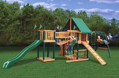 Рейнджер 3, детская игровая площадка