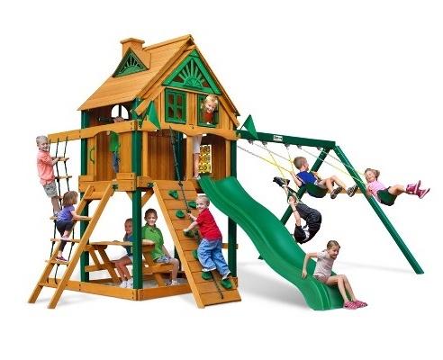 Солнечный луч, игровая площадка для детей