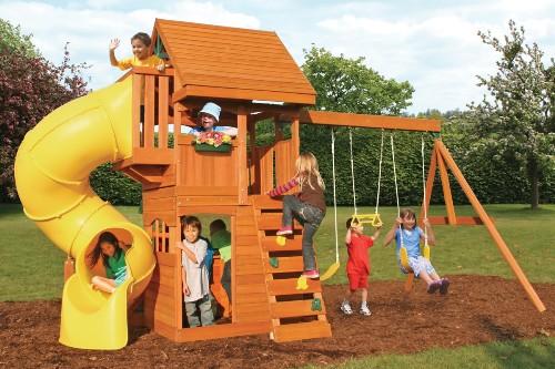 Детский игровой комплекс Грандвью