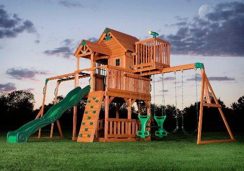 Детский игровой комплекс Хайлэндер