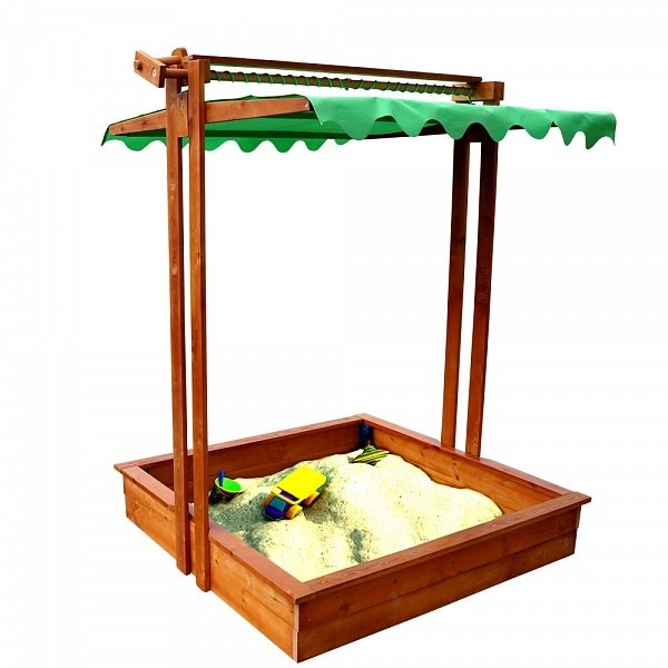 Купить песочницу с крышкой в Рязани