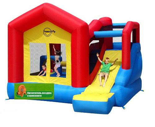 Купить детский надувной батут Прыг-скок