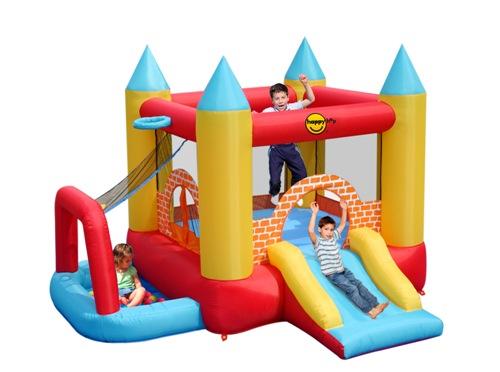 Купить детский надувной батут Детский игровой центр