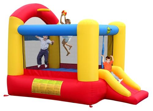 Купить детский надувной батут Высокий прыжок