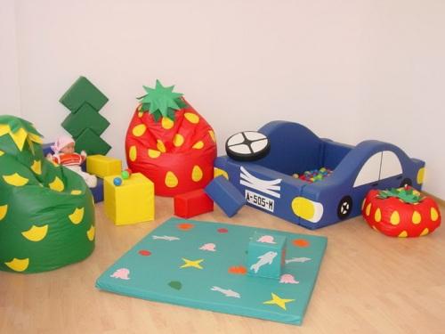 Купить детскую мягкую игровую комнату в Рязани