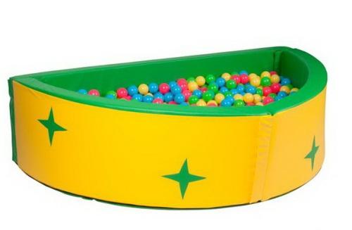 Сухой бассейн купить в Рязани