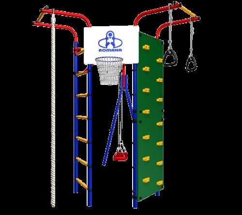 ДСК Карусель дачный скалодром