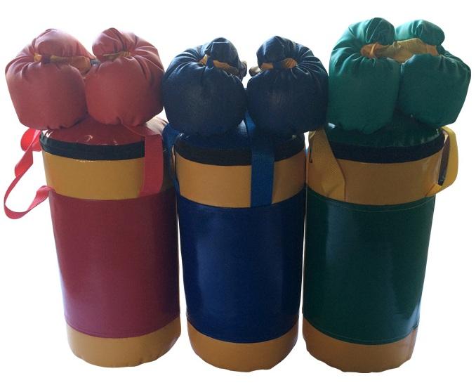Перчатки для бокса детские, груша