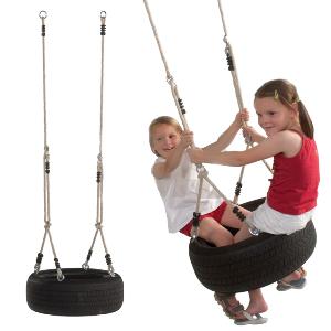 Детские качели-шина