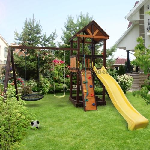 Купить детскую площадку в Рязани