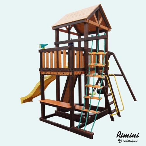 Купить детскую площадку для коттеджа Римини в Рязани