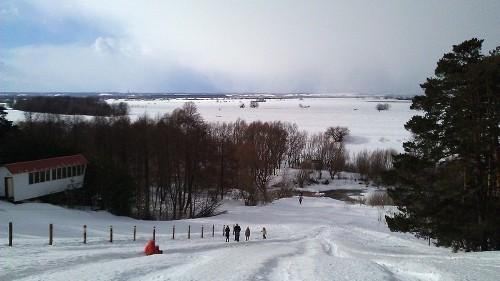 Лысая гора в Рязани