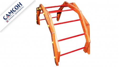 Лиана - рукоход деревянный