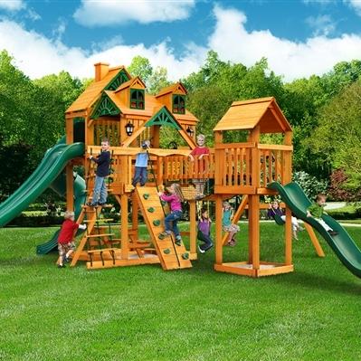 Детская площадка Play Nation в Рязани
