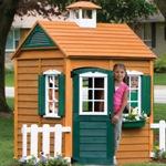 Детский домик для дачи в Рязани